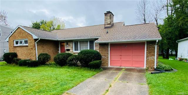 22 Brookside Drive, Amherst, NY 14221 (MLS #B1373312) :: Serota Real Estate LLC