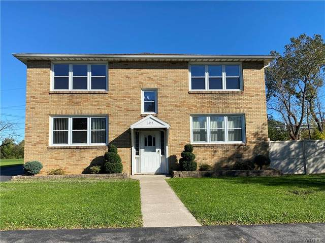 3455 James Street, Hamburg, NY 14219 (MLS #B1373499) :: Serota Real Estate LLC