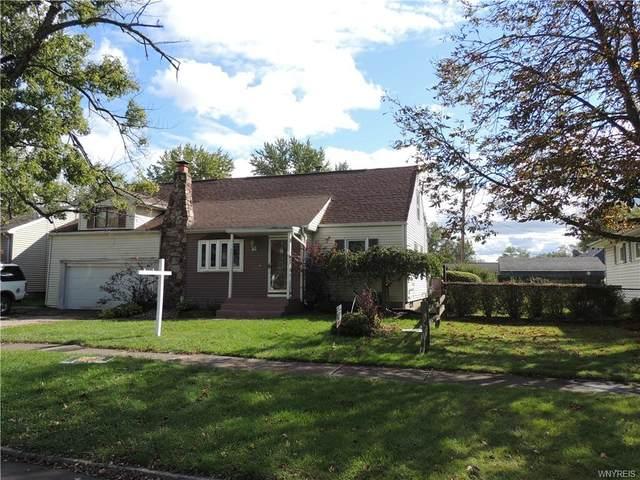 37 Mitchell Drive, Tonawanda-City, NY 14150 (MLS #B1373505) :: Avant Realty