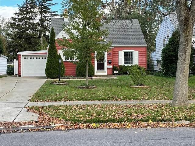 378 Huxley Drive, Amherst, NY 14225 (MLS #B1373554) :: Serota Real Estate LLC