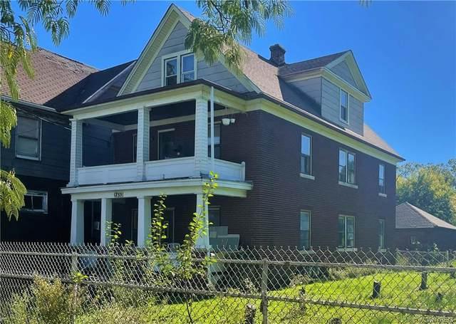 1755 Falls Street, Niagara Falls, NY 14303 (MLS #B1373594) :: MyTown Realty