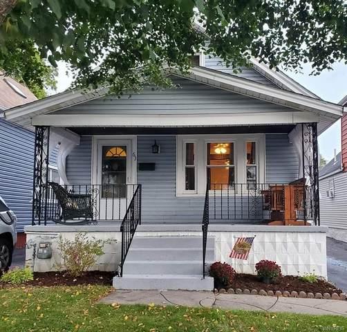63 Aurora Avenue, West Seneca, NY 14224 (MLS #B1373606) :: Serota Real Estate LLC