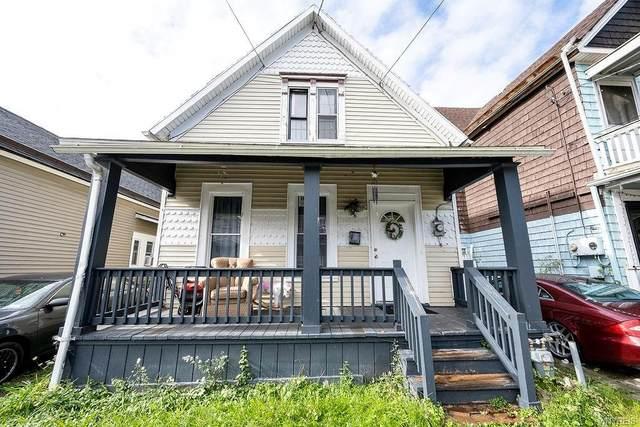 98 Gorton Street, Buffalo, NY 14207 (MLS #B1373625) :: Serota Real Estate LLC