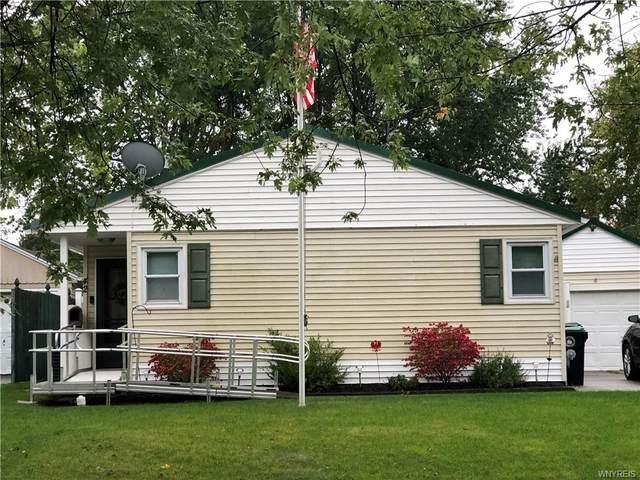 42 Patton Road, Tonawanda-City, NY 14150 (MLS #B1373649) :: Lore Real Estate Services