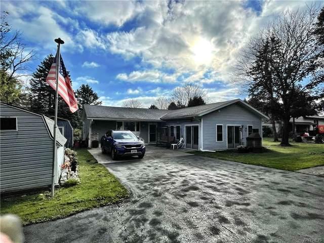 9 Serene Drive, Java, NY 14113 (MLS #B1373681) :: Serota Real Estate LLC