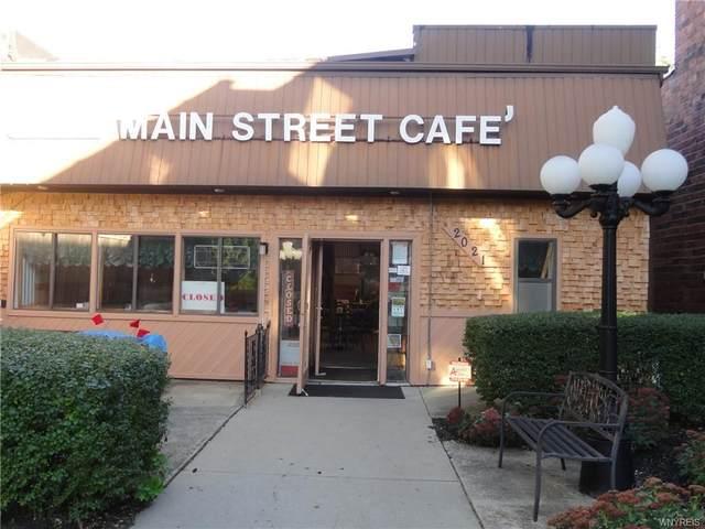 2021 Main Street, Niagara Falls, NY 14305 (MLS #B1373683) :: MyTown Realty