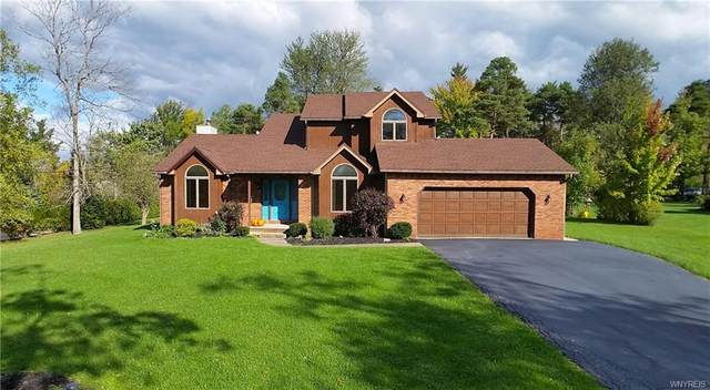 1492 North Creek Road, Hamburg, NY 14085 (MLS #B1373697) :: Lore Real Estate Services
