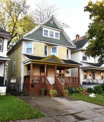 109 Florida Street, Buffalo, NY 14208 (MLS #B1373766) :: Serota Real Estate LLC
