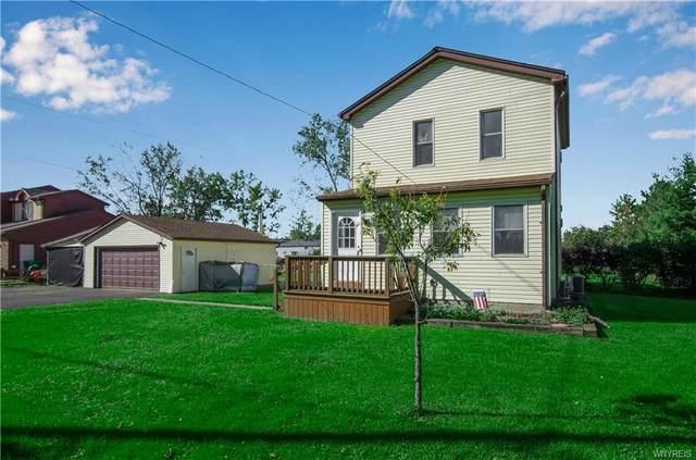 4056 Allendale Parkway, Hamburg, NY 14219 (MLS #B1373784) :: Serota Real Estate LLC