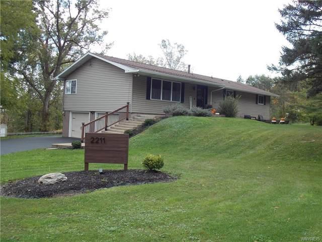 2211 Lower Mountain Road, Lewiston, NY 14131 (MLS #B1373791) :: BridgeView Real Estate