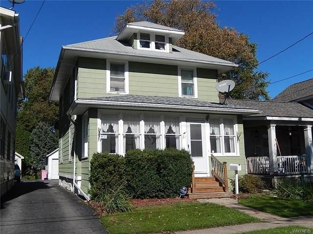 21 Charlotte Street, Lockport-City, NY 14094 (MLS #B1373832) :: BridgeView Real Estate