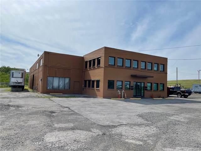 1100 Connecting Road, Niagara Falls, NY 14304 (MLS #B1373872) :: Serota Real Estate LLC