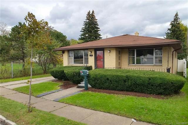 39 Cliff Street, Buffalo, NY 14206 (MLS #B1373873) :: Serota Real Estate LLC