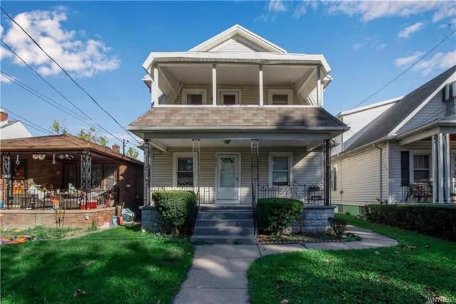 2450 Grand Avenue, Niagara Falls, NY 14301 (MLS #B1373882) :: MyTown Realty