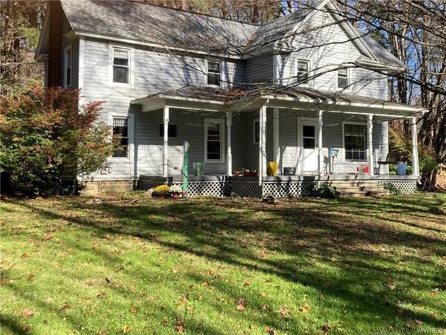 2384 Darling Road, Aurora, NY 14139 (MLS #B1373885) :: Serota Real Estate LLC