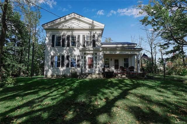 4879 California Road, Orchard Park, NY 14127 (MLS #B1373945) :: Serota Real Estate LLC