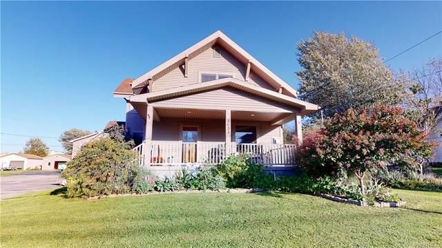 5035 Salt Road, Clarence, NY 14031 (MLS #B1373977) :: Serota Real Estate LLC