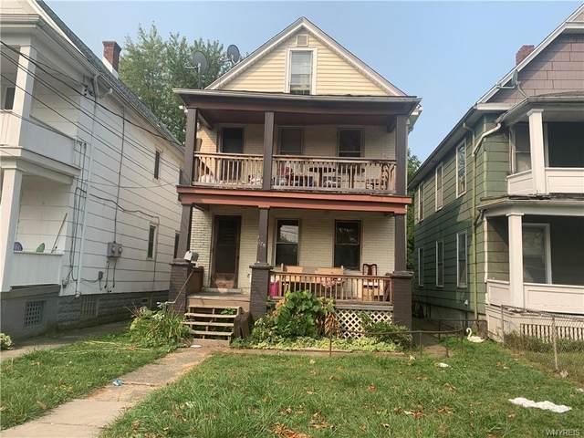 478 18th Street, Niagara Falls, NY 14303 (MLS #B1374040) :: MyTown Realty