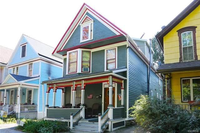 43 Days Park, Buffalo, NY 14201 (MLS #B1374065) :: MyTown Realty