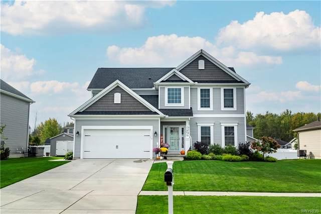 2316 Agassiz Drive, Hamburg, NY 14085 (MLS #B1374109) :: Serota Real Estate LLC