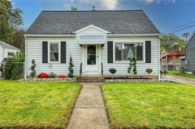 34 Carolyn Ct, Cheektowaga, NY 14225 (MLS #B1374135) :: Serota Real Estate LLC
