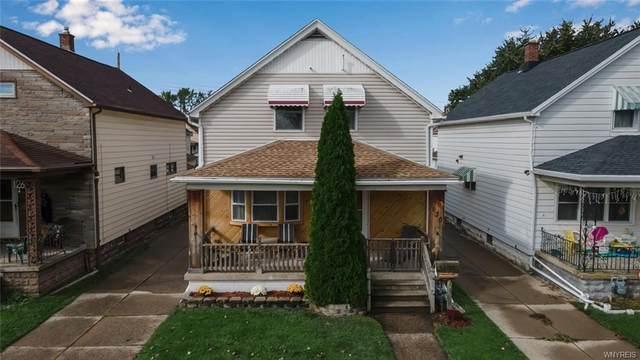 130 Jackson Avenue, Cheektowaga, NY 14212 (MLS #B1374145) :: Serota Real Estate LLC