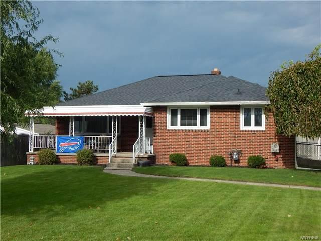 110 Cayuga Creek Road, Cheektowaga, NY 14227 (MLS #B1374149) :: Serota Real Estate LLC