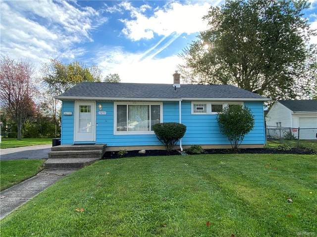 5093 Stewart Parkway, Hamburg, NY 14075 (MLS #B1374177) :: Serota Real Estate LLC