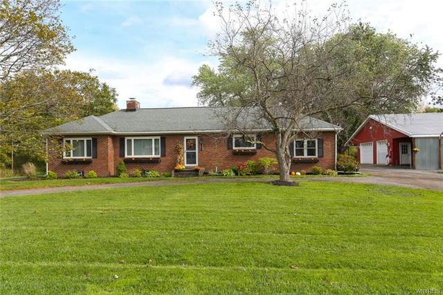 201 Town Line Road, Alden, NY 14086 (MLS #B1374185) :: MyTown Realty