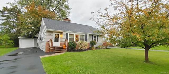 5719 Walden Drive, Hamburg, NY 14085 (MLS #B1374194) :: Serota Real Estate LLC