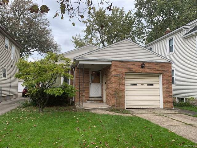 300 Stillwell Avenue, Tonawanda-Town, NY 14217 (MLS #B1374223) :: Serota Real Estate LLC