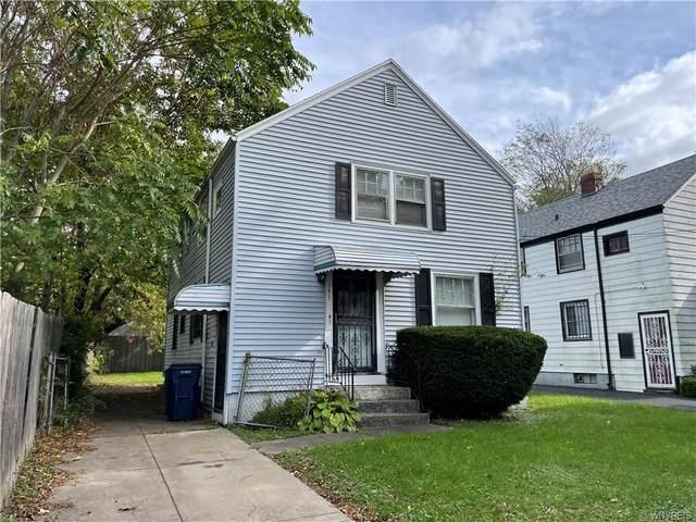 141 Wyoming Avenue, Buffalo, NY 14215 (MLS #B1374253) :: Serota Real Estate LLC
