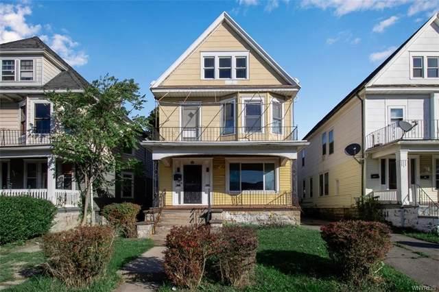 480 E Ferry Street, Buffalo, NY 14208 (MLS #B1374279) :: Serota Real Estate LLC