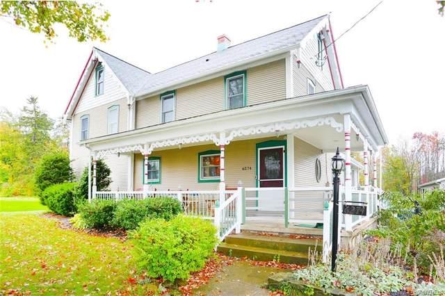 6274 Cole Road, Orchard Park, NY 14127 (MLS #B1374303) :: Serota Real Estate LLC