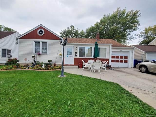 52 Briarhill Drive, West Seneca, NY 14224 (MLS #B1374375) :: Serota Real Estate LLC