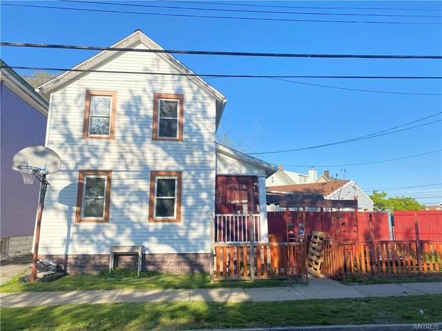 19 Fuller Street, Buffalo, NY 14207 (MLS #B1374377) :: Serota Real Estate LLC