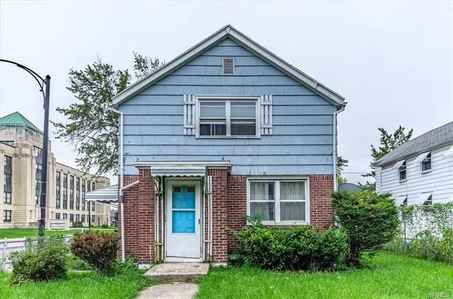 77 Oakmont Avenue, Buffalo, NY 14215 (MLS #B1374399) :: Serota Real Estate LLC