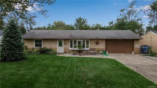 91 Campus Drive N, Amherst, NY 14226 (MLS #B1374492) :: Serota Real Estate LLC