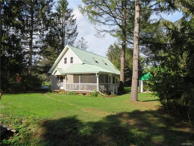 8484 Glen Road, Rushford, NY 14777 (MLS #B1374512) :: Serota Real Estate LLC