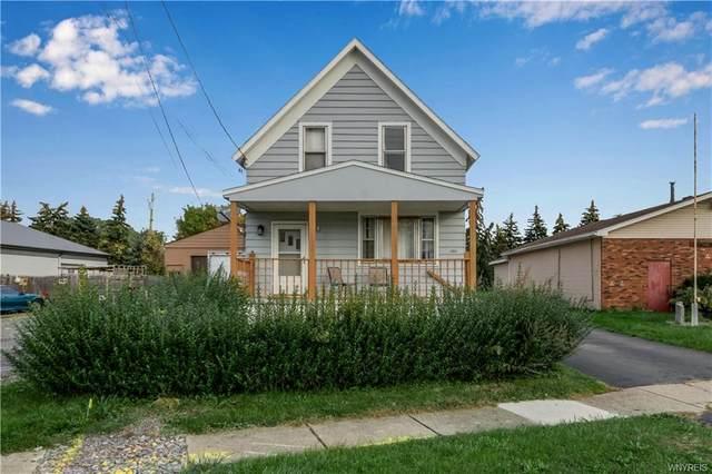 1424 Lovejoy Street, Cheektowaga, NY 14212 (MLS #B1374527) :: Serota Real Estate LLC