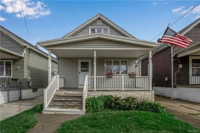 299 Willett Street, Buffalo, NY 14206 (MLS #B1374543) :: Serota Real Estate LLC