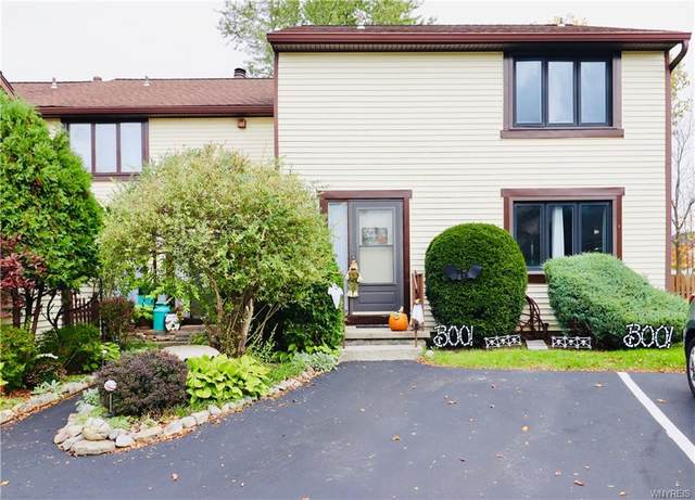 1651 Charlesgate Circle, Amherst, NY 14051 (MLS #B1374549) :: Serota Real Estate LLC