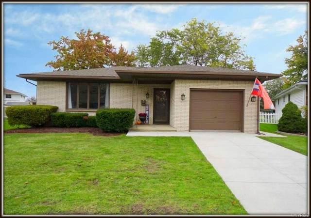 92 Oakwood Drive, Cheektowaga, NY 14227 (MLS #B1374579) :: Serota Real Estate LLC