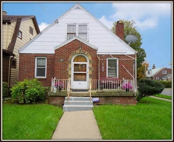 91 Easton Avenue, Buffalo, NY 14215 (MLS #B1374612) :: Serota Real Estate LLC