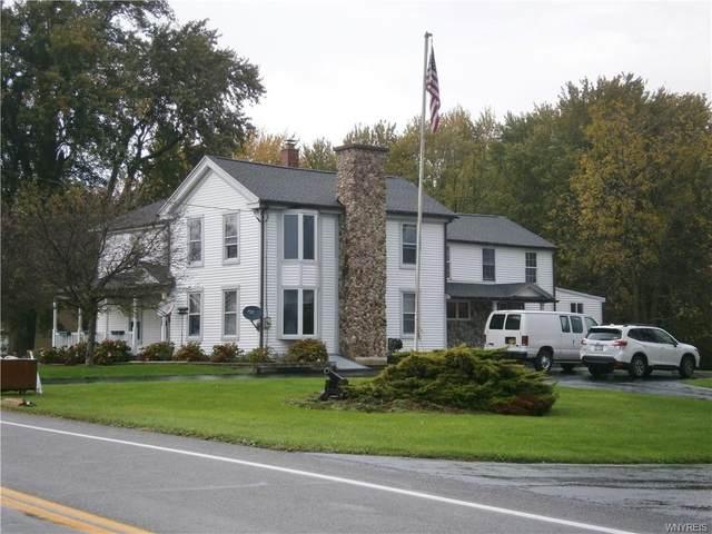 395 Lewiston Road, Alabama, NY 14105 (MLS #B1374637) :: Serota Real Estate LLC