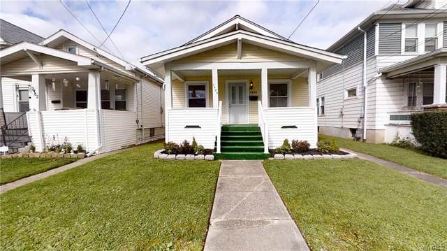 2484 Pierce Avenue, Niagara Falls, NY 14301 (MLS #B1374649) :: Serota Real Estate LLC