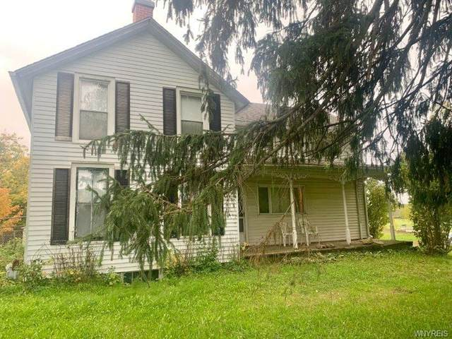 6673 Nash Road, Wheatfield, NY 14120 (MLS #B1374699) :: Serota Real Estate LLC