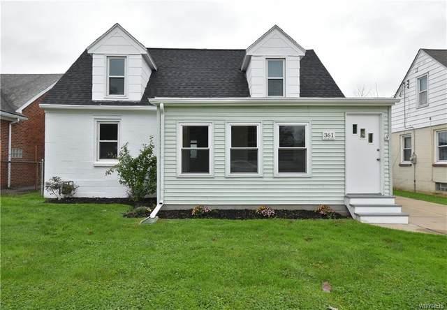361 S Shore Boulevard, Lackawanna, NY 14218 (MLS #B1374723) :: Serota Real Estate LLC