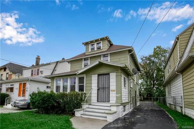 407 Newburgh Avenue, Buffalo, NY 14215 (MLS #B1374768) :: Lore Real Estate Services