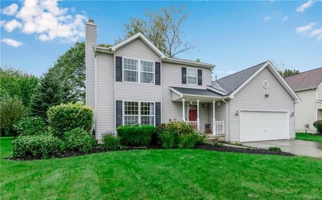 7308 Erica Lane, Wheatfield, NY 14120 (MLS #B1375169) :: Serota Real Estate LLC